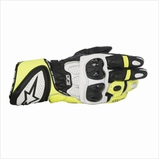 ALPINESTARS GP PLUS R GLOVE (YELLOW/BLACK/WHITE)