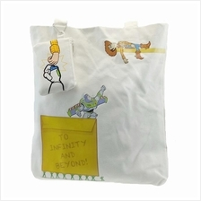 TOY STORY BUDDY TOTE BAG SET