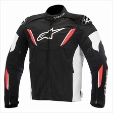 ALPINESTARS T-GP R AIR JACKET (Black/White/Red)