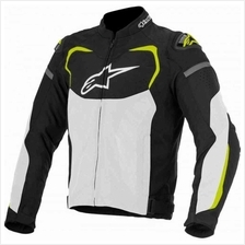 ALPINESTARS T-GP PRO AIR JACKET (Black/Yellow)
