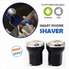 Mini Mobile Shaver Mighty Groom Smart Phone Razor Android IOS