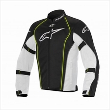 ALPINESTARS BONNEVILLE AIR JACKET (YELLOW/WHITE/BLACK)