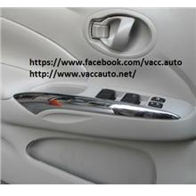 Nissan Almera Chrome Door Panel