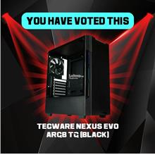 # VOTE : TECWARE NEXUS EVO ARGB TG (BLACK) #
