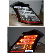 Suzuki Swift '10-12 LED + GCi Light Bar Tail Lamp