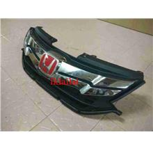 Honda City '14 Modulo Style Front Grille