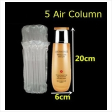 21x6cm Inflatable Air Bubble Bag Bottle Fragile Plastik Plastic Beg