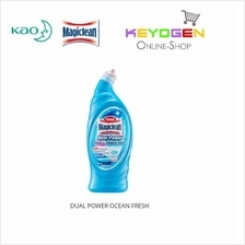 Magiclean Dual Power Toilet Cleaner Ocean Fresh 650ml