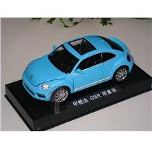 Double Horses 1/32 VW Volkswagen New Beetle with Sound & Light(BLUE)