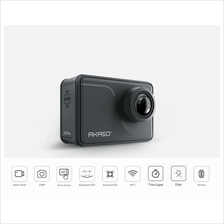 AKASO V50 Pro Native 4K/30fps 20MP WiFi Action Camera Touch Screen