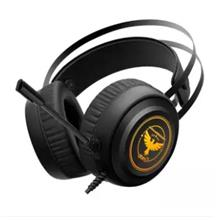Armaggeddon Atom 7 with LED Pulsing 2.1 Stereo USB Connector Gaming Headset