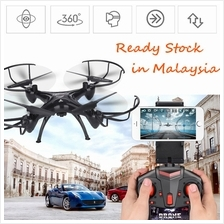 FPV X5SW-1 Quadcopter Drone Real Time WIFI Camera 4CH RC Helicopter RTF