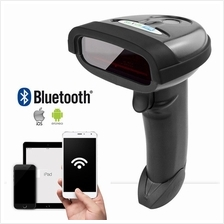 Bluetooth Barcode Scanner Wireless Scanner Reader For Android and iOS Device