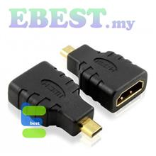 Adapter HDMI female to Micro Hdmi male converter  Extension connector