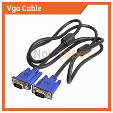 VGA Cable VGA/SVGA Male to Male Extension Monitor Cable