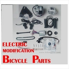 ELECTRIC BICYCLE MOTOR MODIFICATION PARTS CONVERSION 250/350- DIY