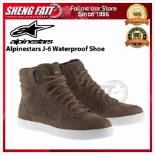 Alpinestars J-6 Waterproof Shoe (Brown)