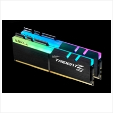 # G.SKILL Trident Z RGB 16GB (2X8GB) 3600MHz DDR4 Memory Kit # For AMD