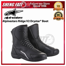 ALPINESTARS RIDGE V2 DRYSTAR\u00ae BOOT (BLACK)