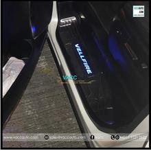 Toyota Vellfire / Alphard (AH30) LED Door Step