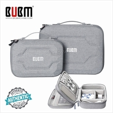 BUBM Electronic Organizer, Hard Shell Travel Gadget Case with Handle f