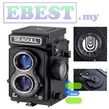 New Seagull 4A-105 Medium Format Twin Lens Reflex TLR 120 Film Camera