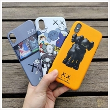 [READY STOCK] Iphone 6 7 8 Plus X XS XR MAX Kaws Air Silicon Case Cove
