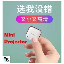 LMIX Mini Portable HD Projector Home Theater (P12)