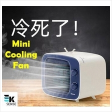 USB Mini Air Conditioning Cooling Fan