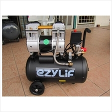 EzyLif 1.3HP 30L Ultra Quiet Oil-Free Air Compressor