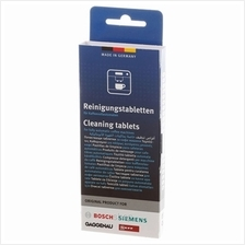 Bosch Cleaning Tablets for Fully Automatic Coffee Machines and Thermo Flasks -