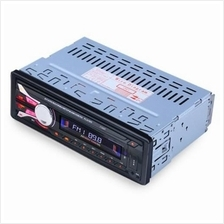 1188B 12V DETACHABLE FRONT PANEL CAR AUDIO STEREO FM BLUETOOTH V2.0 USB SD MP3