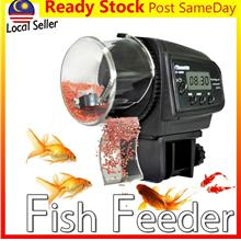 Automatic Fish Food Feeder Pond Aquarium Tank Feeding Timer