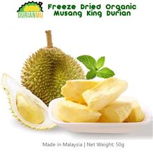 Freeze Dried Musang King Durian (Testing - don't buy)