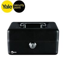 Yale Medium Cash Box with Lock