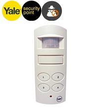 YALE Wirefree 130dB Single Room Alarm with 4-digit programmable code