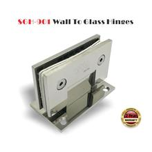 SGH-901 Wall To Glass Hinge