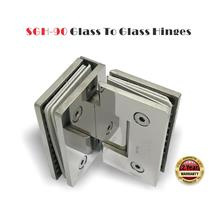 SGH-90 Glass To Glass Hinge