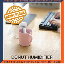 DONUT HUMIDIFIER PORTABLE MINI WATER BOTTLE CAPS [CLEARANCE]