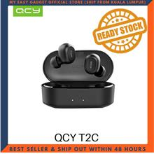 NEW QCY T2C TWS BLUETOOTH 5.0 EARBUDS WIRELESS EARPHONE BLUETOOTH STER
