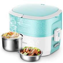 Deerma Multifuction 2 Layer Electric Heating Lunch Box