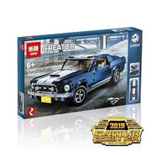 Compatible 21047 Creator Expert Ford Mustang