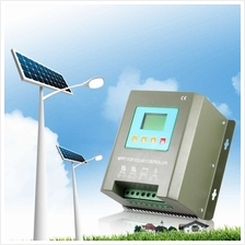 Efficient MPPT TRACER Solar Charge Controller LCD Display 24V 30A/20A Controll