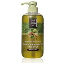 Natural Macadamia Oil Shower Gel 600ml