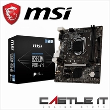 MSI B360M PRO-VH INTEL Socket1151 Motherboard