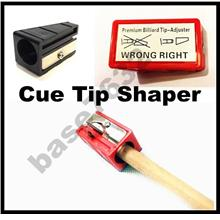 Billiard Snooker Pool Cue Tip Sharpener Shaper Tool Repair 1198.1