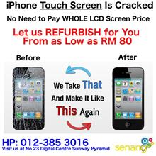 Repair Your Original iPhone 5 LCD iPhone 5 Touch Screen