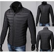 SALE!!! D.HOMME KOREAN STYLISH DOWN JACKET (BLACK)