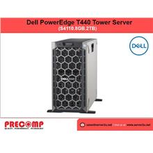 Dell PowerEdge T440 Tower Server (S4110.8GB.2TB) (T440-4110)