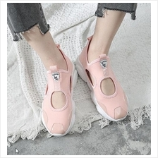 Women Korean Fashion Wild Thick Breathable Sporty Shoes